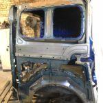 Motorhome Body Repair in Preston