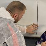 Motorhome Body Repair in Wigan